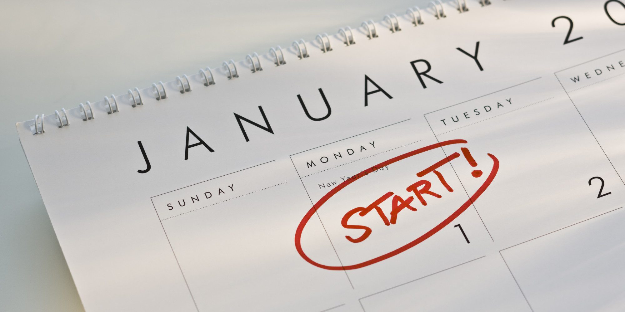 Top 10 Healthiest New Years Resolutions