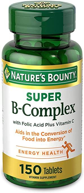 B-Complex Nature's Bounty